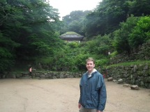 The end of the Silk Road, Seokguram Grotto, Gyeongju, ROK.