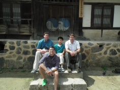 The young Cheong Seong/ tour guide