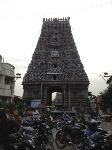 Mylapour temple
