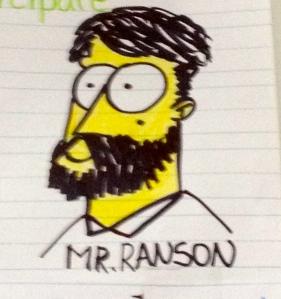 Mr. Ranson